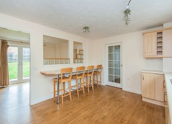 Thumbnail 5 bed link-detached house for sale in Leaf Avenue, Hampton Hargate, Peterborough