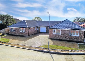 Thumbnail 3 bedroom link-detached house for sale in Orchard Way, Southery, Downham Market