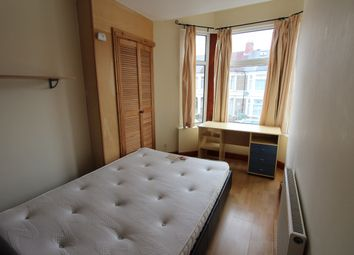 Thumbnail 3 bed flat to rent in Monthermer Road, Roath, Cardiff