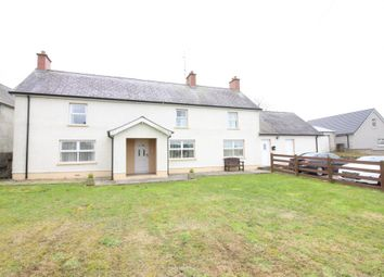 Thumbnail 4 bed detached house for sale in Loughmagarry Road, Ballymena
