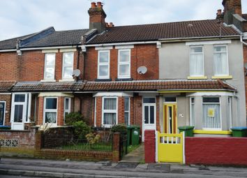 Thumbnail 3 bedroom terraced house for sale in Manor Road North, Itchen, Southampton, Hampshire