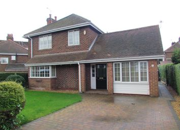 Thumbnail 4 bed detached house to rent in Marlborough Drive, Tadcaster