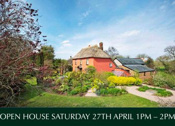 Thumbnail 5 bed detached house for sale in Broadclyst, Exeter
