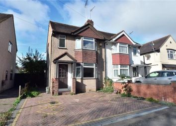 Thumbnail 3 bed semi-detached house for sale in Denham Way, Maple Cross, Rickmansworth