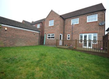 Thumbnail 4 bed detached house for sale in Cavendish Way, Aylesbury