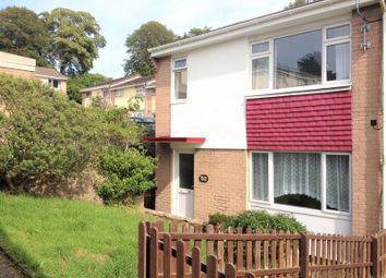Thumbnail 3 bed end terrace house for sale in Crow View, Barnstaple