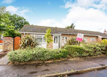 Thumbnail 3 bed semi-detached house for sale in Lime Close, Mildenhall, Bury St. Edmunds