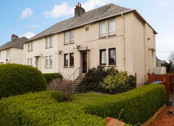 Thumbnail 2 bed flat for sale in Munro Ave, Kilmarnock