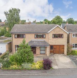 Thumbnail 4 bed detached house for sale in School Close, Potton