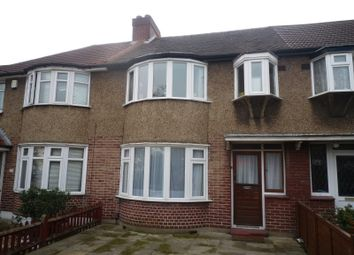 Thumbnail 4 bedroom terraced house to rent in Clarence Avenue, New Malden