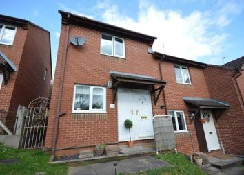 Thumbnail 2 bed terraced house to rent in Poppy Close, Exwick, Exeter