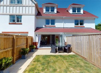Thumbnail 3 bed terraced house for sale in The Avenues, Stevenstone Road, Exmouth, Devon
