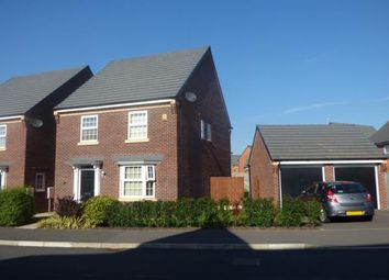 Thumbnail 4 bed detached house for sale in Oklahoma Boulevard, Chapelford Village, Warrington, Cheshire