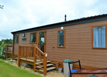 Thumbnail 3 bed mobile/park home for sale in Clear Water, Castle View, Tattershall Lakes