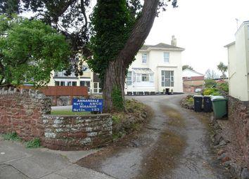 Thumbnail Land for sale in Belle Vue Road, Paignton