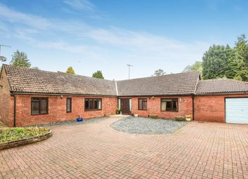 Thumbnail 6 bed detached bungalow for sale in Pineheath Road, High Kelling, Holt