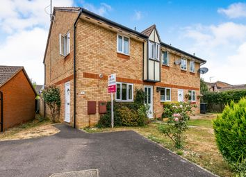 Thumbnail 2 bed end terrace house for sale in South Copse, East Hunsbury, Northampton