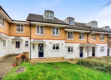 Thumbnail 3 bedroom town house for sale in Arlott Court, Banister Park, Southampton