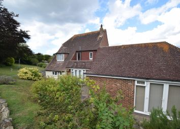 Thumbnail 5 bed semi-detached house for sale in Downs View Lane, East Dean, Eastbourne