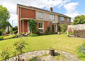 Thumbnail 4 bed semi-detached house for sale in Station Approach, Caerleon, Newport