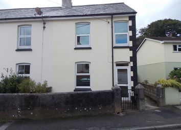 Thumbnail 3 bed end terrace house to rent in Clarence Road, St. Austell