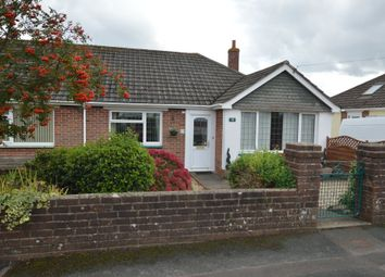 Thumbnail 2 bed semi-detached bungalow for sale in Bowerland Avenue, Torquay