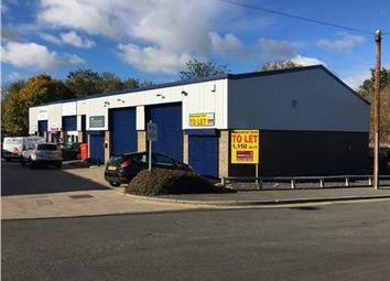 Thumbnail Light industrial to let in Unit 12 Tanshelf Industrial Estate, Colonels Walk, Pontefract, West Yorkshire