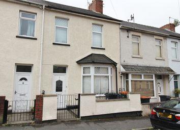 Thumbnail 2 bed terraced house for sale in Oak Street, Newport