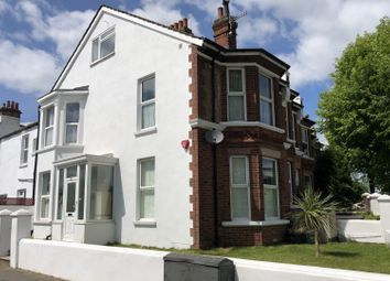 Thumbnail 4 bed end terrace house for sale in Sackville Road, Hove