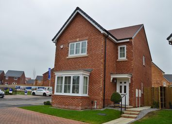 Thumbnail 4 bedroom detached house for sale in Ceremony Wynd, Clairville Grange, Middlesbrough