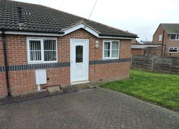 Thumbnail 2 bedroom terraced bungalow for sale in Wood Street, Eastwood, Nottingham