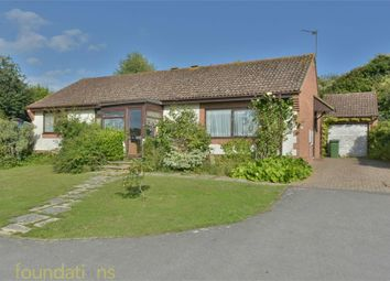 Thumbnail 3 bed detached bungalow for sale in Mansell Close, Bexhill-On-Sea, East Sussex