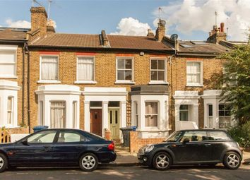 Thumbnail 3 bed terraced house to rent in Myrtle Road, London