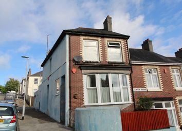 Thumbnail 2 bed flat for sale in Kelvin Avenue, Plymouth