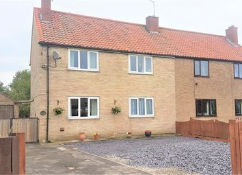 Thumbnail 3 bed semi-detached house for sale in Springfield Estate, Holme-On-Spalding-Moor, York