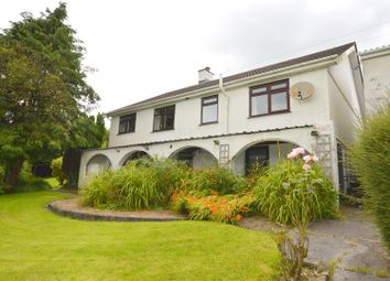 Thumbnail 4 bed detached house for sale in Ponthenry, Llanelli