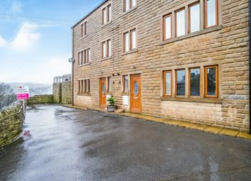 Thumbnail 4 bedroom semi-detached house for sale in Cinderhills Road, Holmfirth
