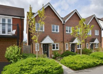 Thumbnail 2 bed end terrace house for sale in Alderbank Drive, Godalming