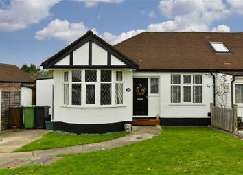 Thumbnail 3 bed semi-detached bungalow for sale in Firswood Avenue, Ewell, Surrey