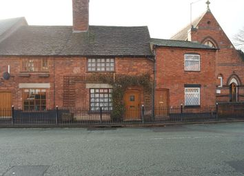 Thumbnail 2 bed property to rent in Red Lion Street, Alvechurch, Birmingham