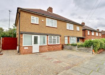 Thumbnail 3 bed semi-detached house for sale in Stafford Road, Ruislip