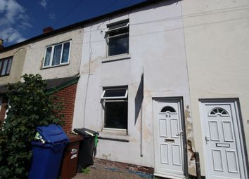 Thumbnail 3 bed terraced house for sale in Waterloo Street, Burton-On-Trent