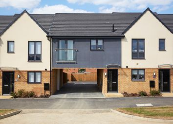 "Thumbnail 2 bedroom property for sale in ""The Hartley"" at Chamberlain Way, Peterborough"