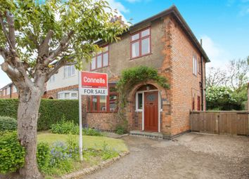 Thumbnail 3 bed semi-detached house for sale in Willow Park Drive, Wigston