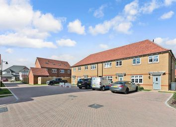 2 bed semi-detached house for sale in Brooks Drive, Ryarsh, West Malling, Kent ME19