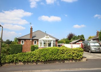 Thumbnail 3 bed bungalow for sale in Fir Road, Bramhall, Stockport
