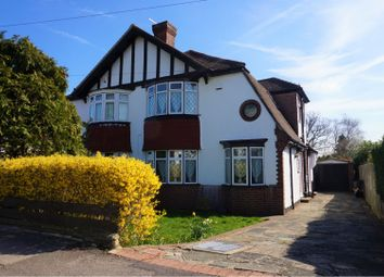 Thumbnail 4 bed semi-detached house for sale in Nightingale Road, Petts Wood