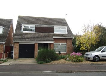 Thumbnail 4 bedroom detached house for sale in The Buntings, Bradwell, Great Yarmouth