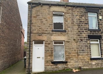Thumbnail 2 bed end terrace house for sale in Gordon Street, Stairfoot, Barnsley
