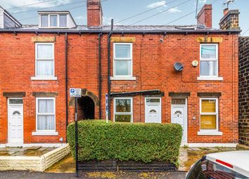 Thumbnail 3 bed terraced house to rent in Burnell Road, Sheffield